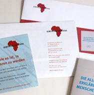 Mailing, Gemeinsam für Afrika