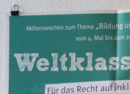 Weltklasse! – all inclusive