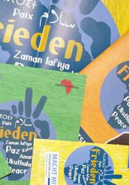Unterrichtsmaterialien zum Thema Frieden, Grundschule